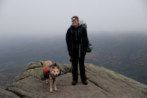 Sara and Sauvy, Symba's Rock, Mt. Garfield