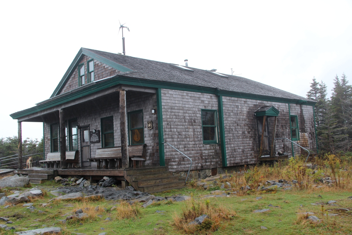 AMC Galehead Hut