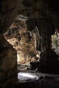 Sefunim Cave