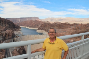 Ovad at the Hoover Dam