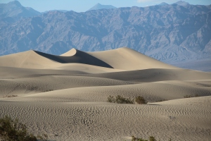 Mesquite Flat Sand Dunes July 29, 2013
