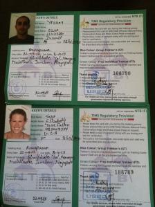 TIMS permits