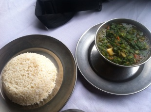 Curry & Rice, Annapurna Region
