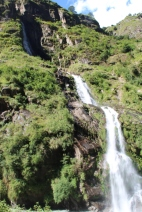 Waterfall near Tal