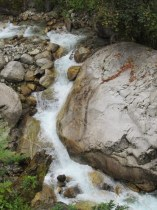 Stream near Timang
