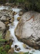 Stream near Timang