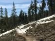 Hiking to Little Boulder Lake